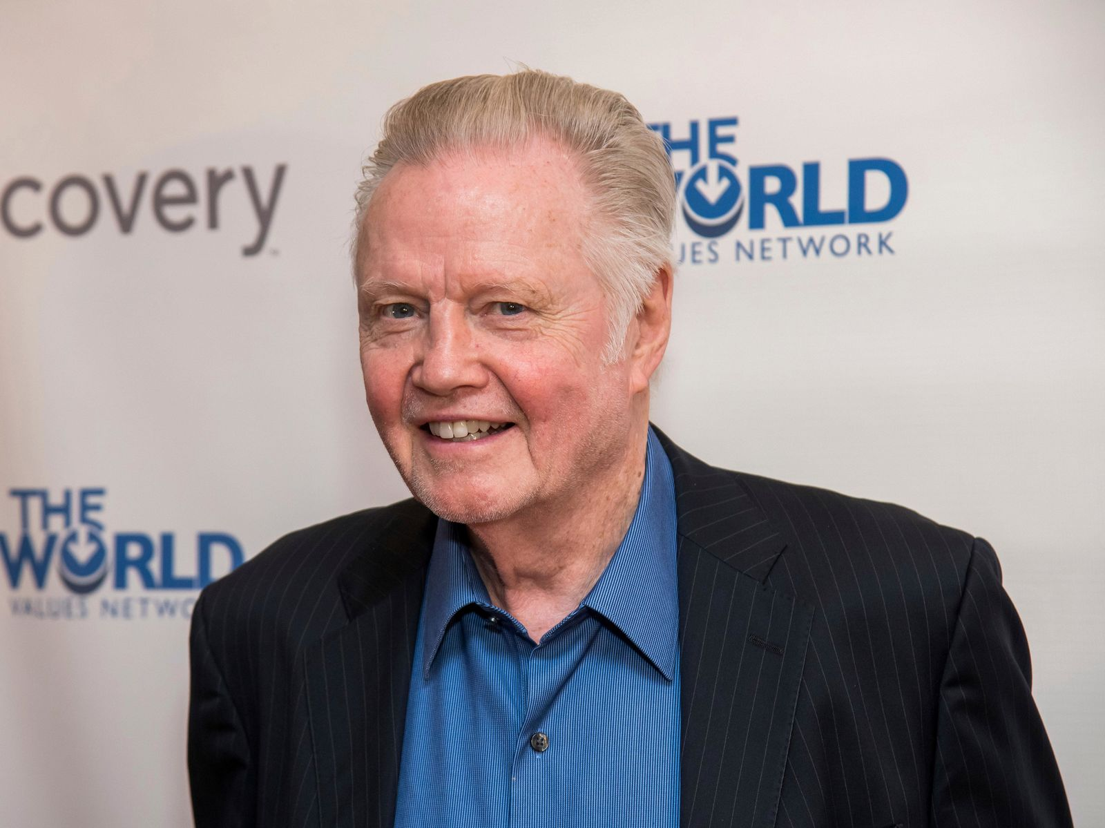 FILE - In this March 28, 2019, file photo, Jon Voight attends the Champions of Jewish Values International Awards gala at Carnegie Hall in New York. (Photo by Charles Sykes/Invision/AP, File)