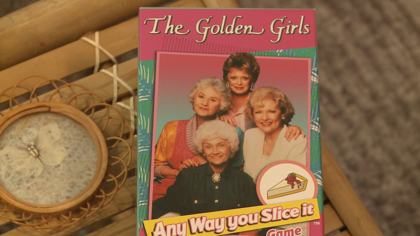 Thank you for being a friend! Fans of the beloved 80s sitcom Golden Girls can rent this house in Ardmore, Oklahoma. (Courtesy: CNN Newsource, KXII)