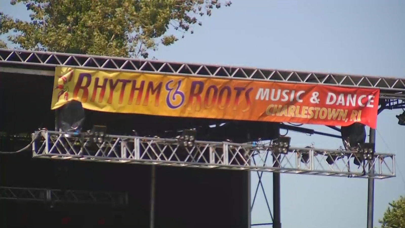 Rhythm and Roots festival kicks off Labor Day Weekend Friday, Aug. 30, 2019. (WJAR)