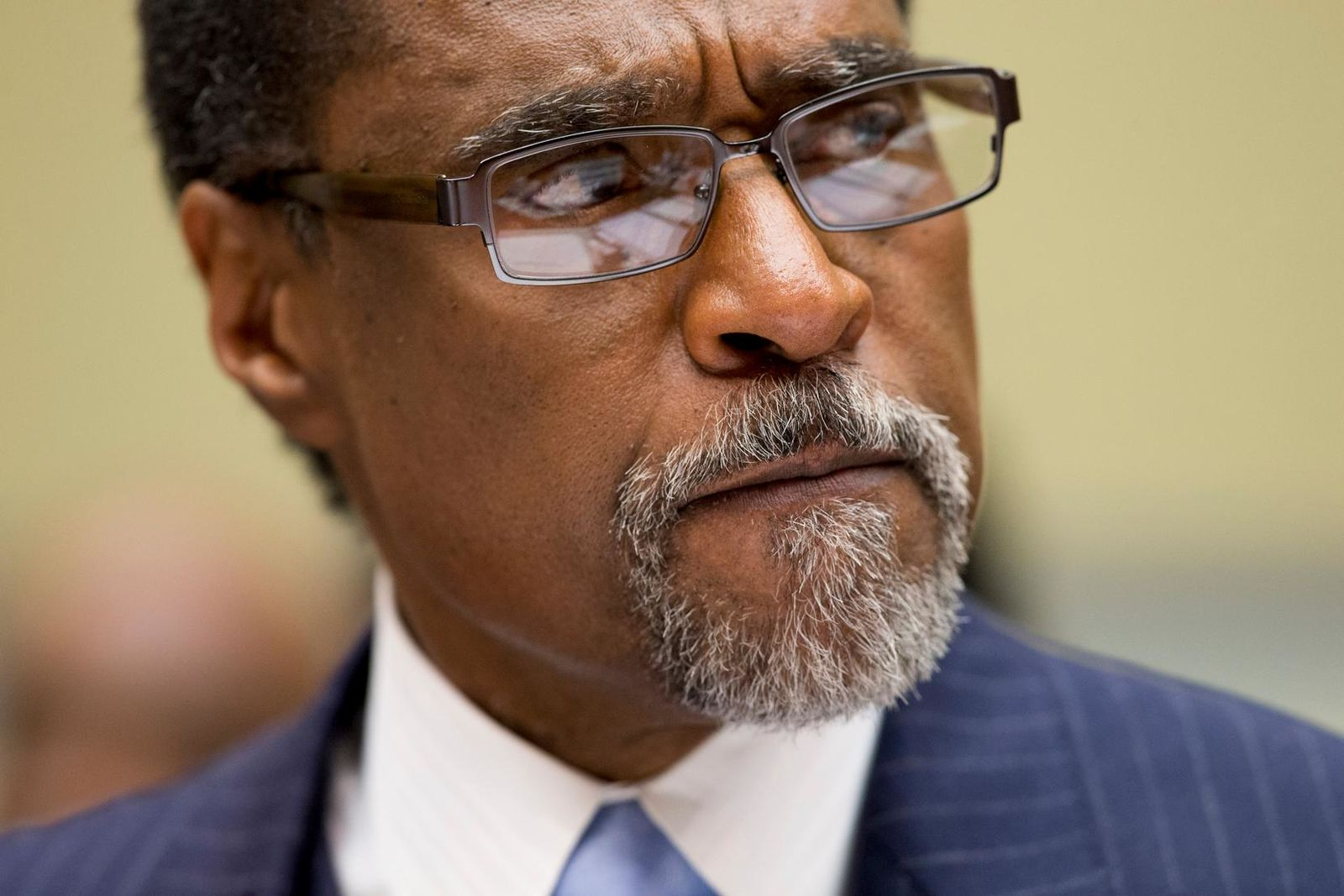 FILE- In this March 15, 2016, file photo, former Flint, Mich., Emergency Manager Darnell Earley appears before a House Oversight and Government Reform Committee hearing, in Washington. (AP Photo/Andrew Harnik, File)