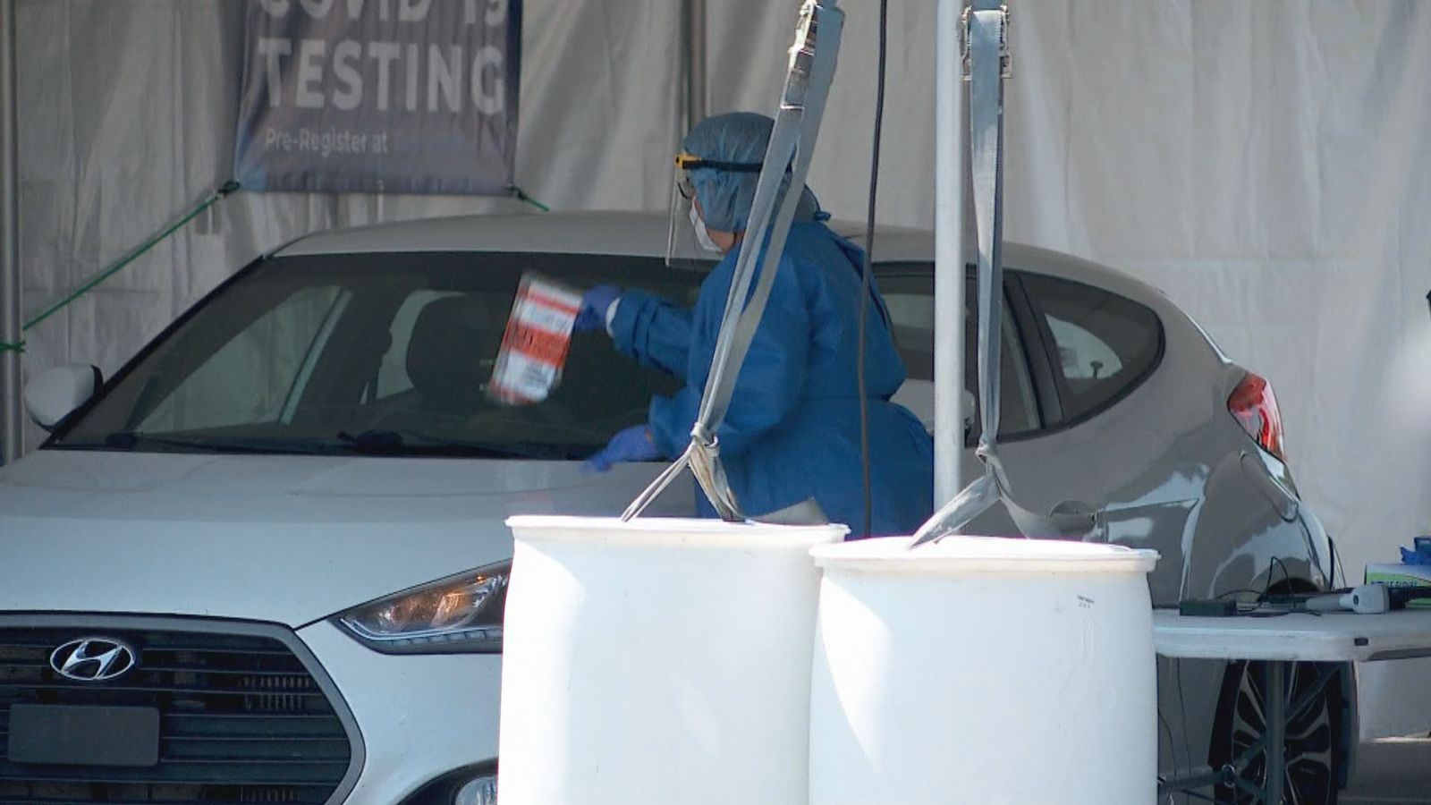An audit published Wednesday looks at issues with COVID-19 testing in Utah, including the time it takes to get test results. (Photo: KUTV)