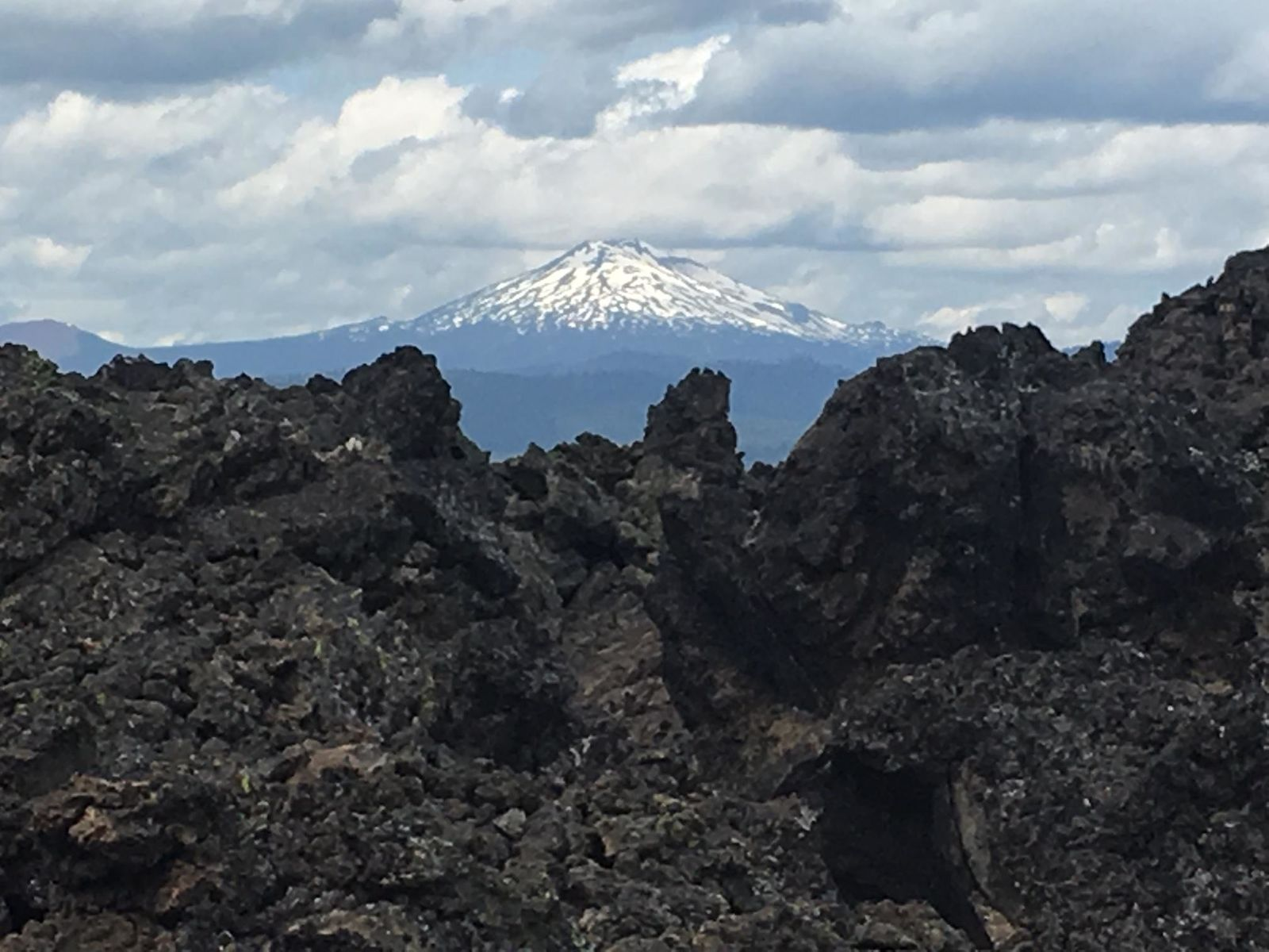 "<p>NASA scientists did not know what the lunar surface would be like, but they suspected that Central Oregon lava fields would provide one possible real-life simulation. ""They didn't know, but they suspected it was volcanic and they sent the astronauts to many locations,"" said Bart Wills, geologist with the Deschutes National Forest. (SBG)</p>"
