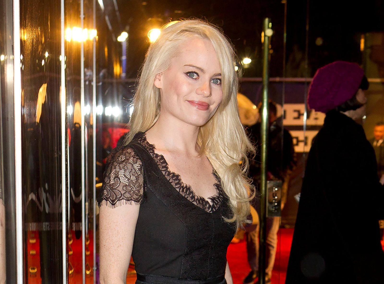 "FILE - This Dec. 8, 2011 file photo shows Welsh singer Duffy at the European premiere of ""Sherlock Holmes: A Game of Shadows"" in London. Duffy says she's been out of the public limelight for years to focus on recovering from what she described as being ""drugged and raped and held captive over some days."" She said in a revealing Instagram post Tuesday that it has taken time to recovery and asked her fans to support her.  (AP Photo/Joel Ryan, File)"