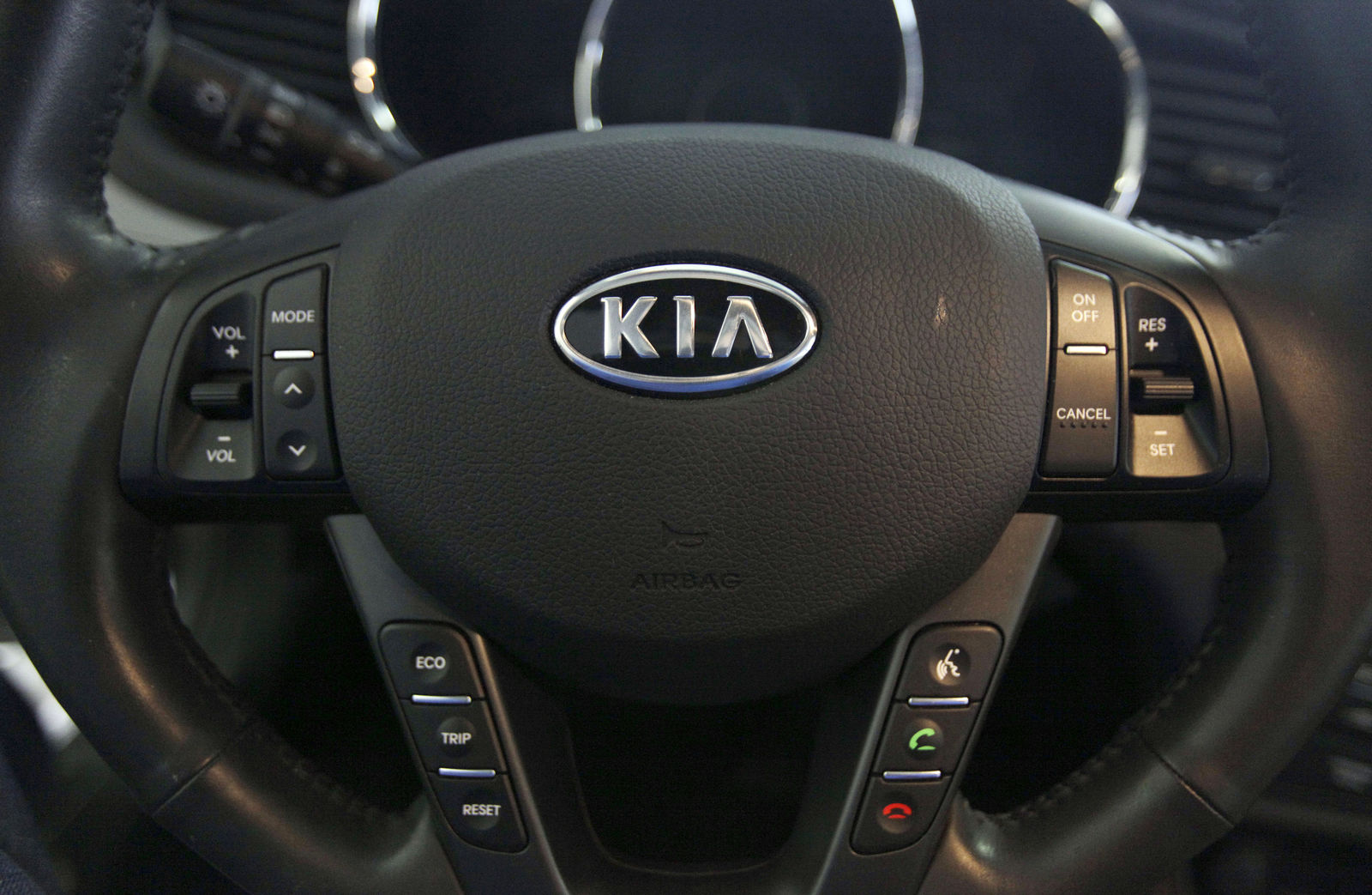 Kia is joining its affiliate Hyundai in recalling thousands of vehicles in the U.S. because water can get into a brake computer, cause an electrical short and possibly a fire. (AP Photo/Nam Y. Huh, File)