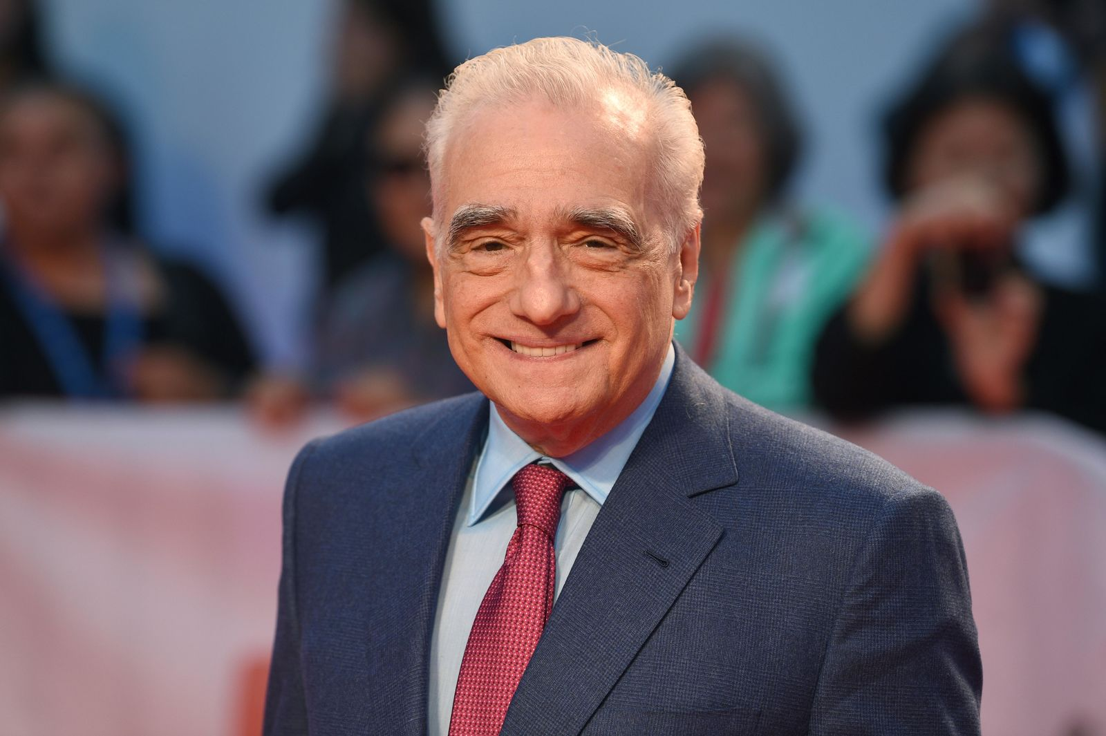 "Executive producer Martin Scorsese attends the premiere for ""Once Were Brothers: Robbie Robertson and The Band"" on day one of the Toronto International Film Festival at the Roy Thomson Hall on Thursday, Sept. 5, 2019, in Toronto. (Photo by Evan Agostini/Invision/AP)"