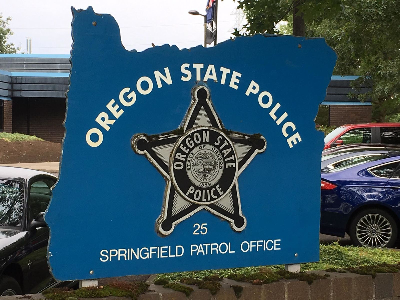 <p>Oregon State Police had hoped to return the force to 15 troopers on the road per 100,000 by the year 2030 with the help of the 2019 Oregon Legislature. Right now, the state has 8 troopers per 100,000 residents. That's the second lowest ratio of state troopers to residents in the United States. (SBG)</p>