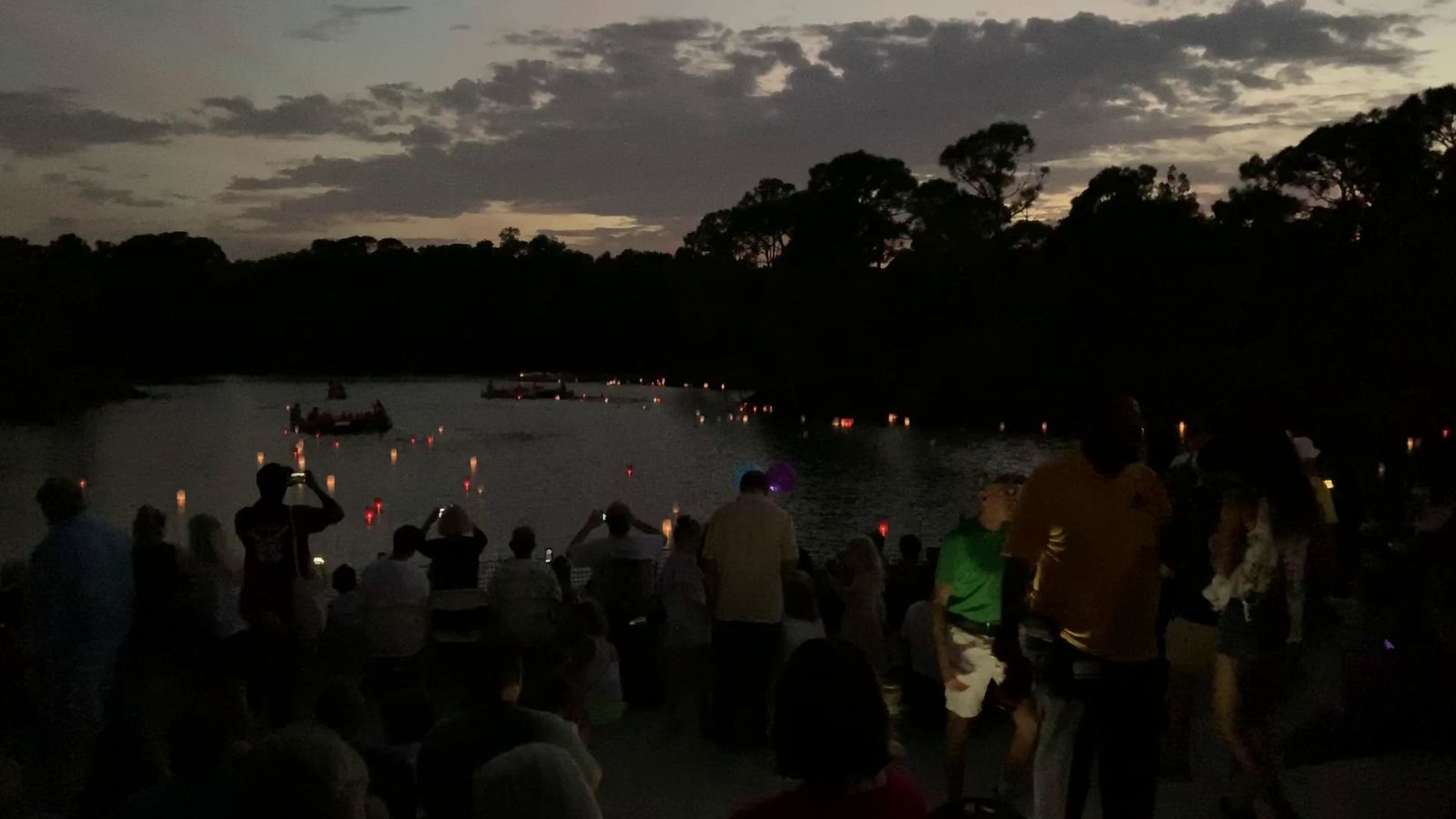 The Morikami Museum and Japanese Garden hosted its annual Lantern Festival Saturday night. Over 5,000 guests attended the sold-out event. (Morikami Museum and Japanese Garden)