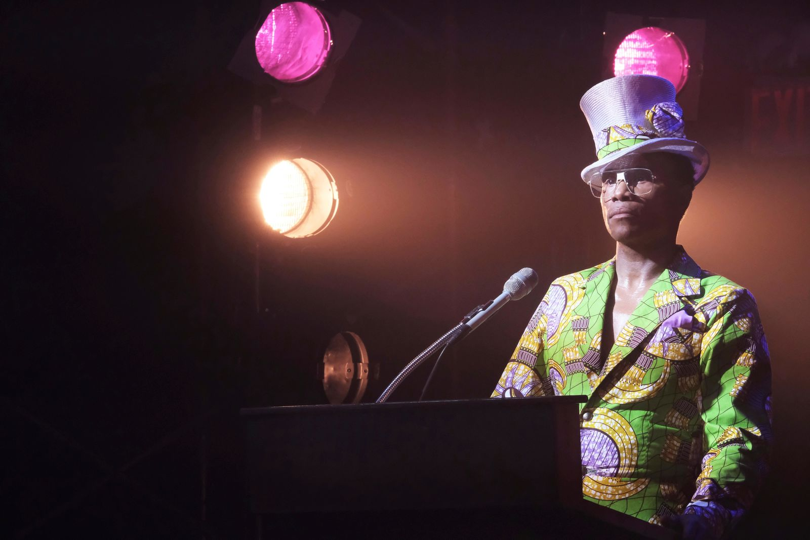 "This image released by FX shows Billy Porter in a scene from ""Pose."" (JoJo Whilden/FX via AP)"