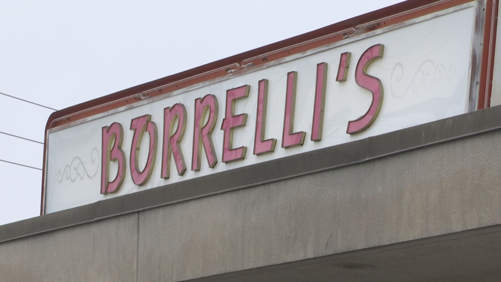 Borrelli's Pastry Shop in Coventry. (WJAR)<p></p>