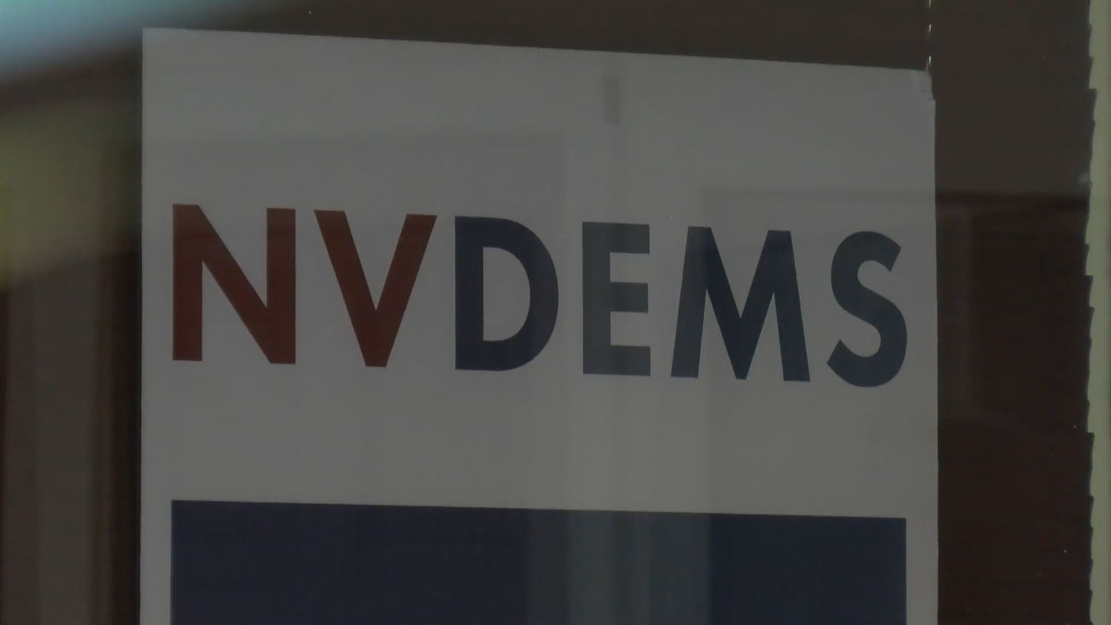The Nevada Democratic Party says it's prepared for early voting in the state's presidential caucus. (KSNV)