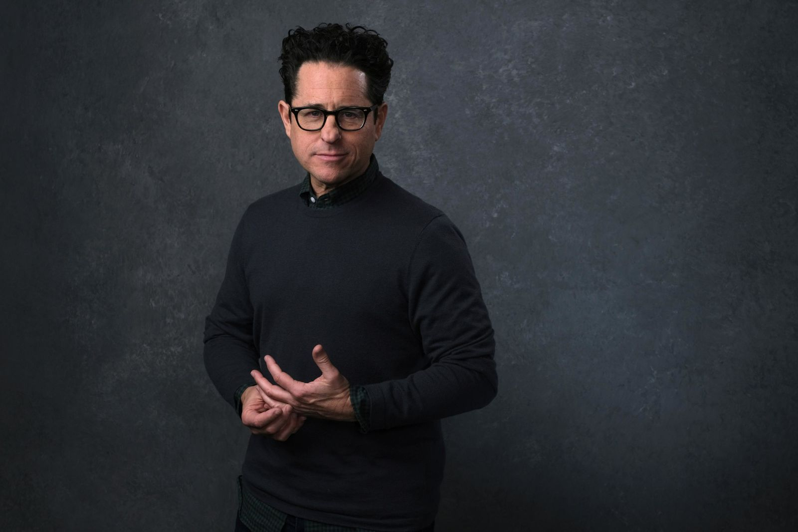 "Director/writer J.J. Abrams poses for a portrait to promote the film ""Star Wars: The Rise of Skywalker"" on Tuesday. Dec. 3, 2019, in Pasadena, Calif. With ""Star Wars: The Rise of Skywalker"" opening in theaters Dec. 20, 2019,  Abrams expects more backlash. Especially since the new film — which he calls the ""aftermath of Luke Skywalker and his sister Princess Leia"" — is the final installment of a nine-part movie series that began 42 years ago(AP Photo/Chris Pizzello)"