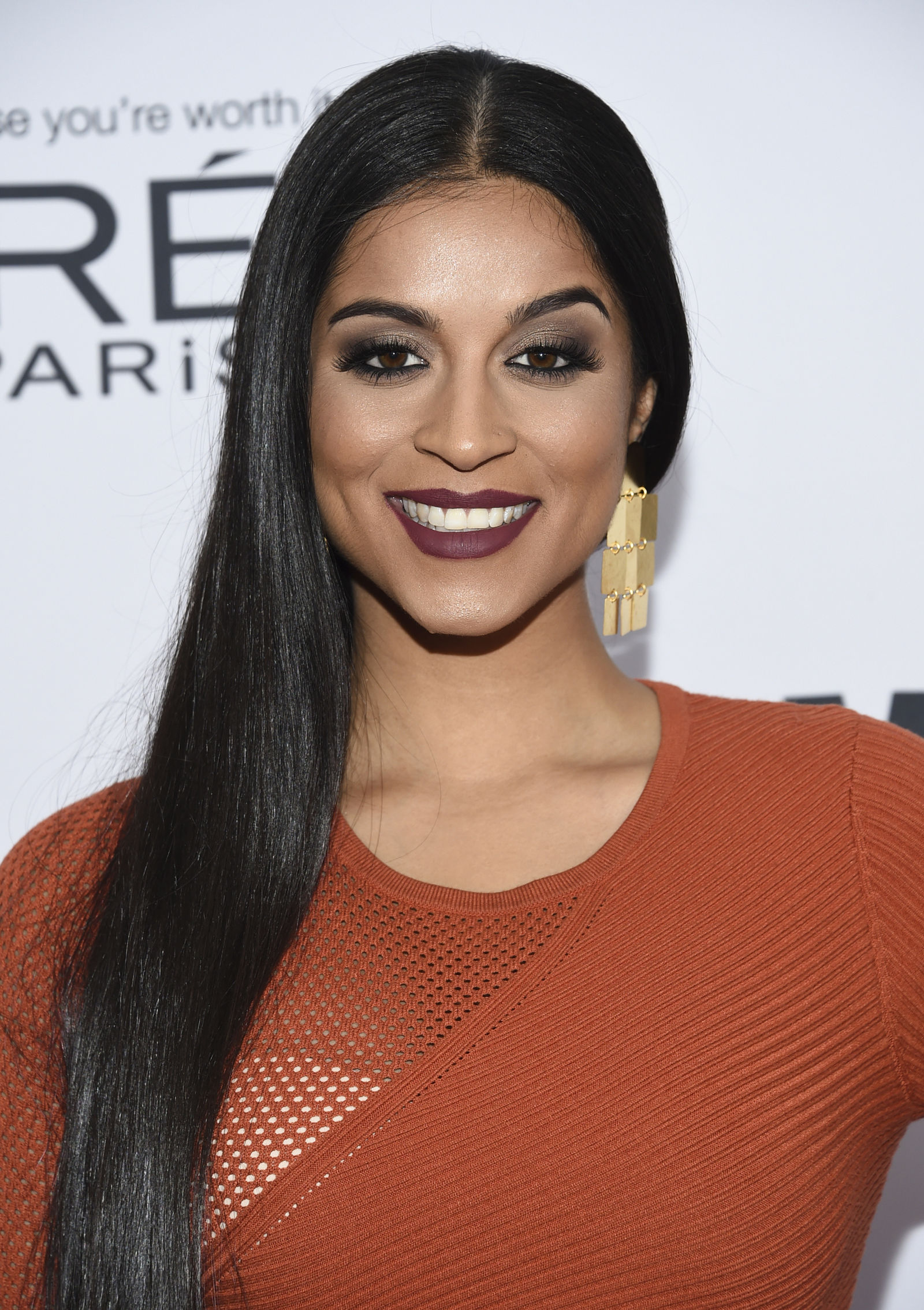 FILE - In this Monday, Nov. 13, 2017 file photo, Lilly Singh attends the 2017 Glamour Women of the Year Awards at Kings Theatre in New York.{ } (Photo by Evan Agostini/Invision/AP, File)