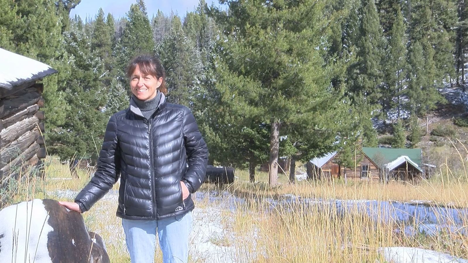 Maria Craig is an outdoor recreation planner and archaeologist with BLM.{ } Garnet is an important place for students of history, archaeology, mining and Montana culture.