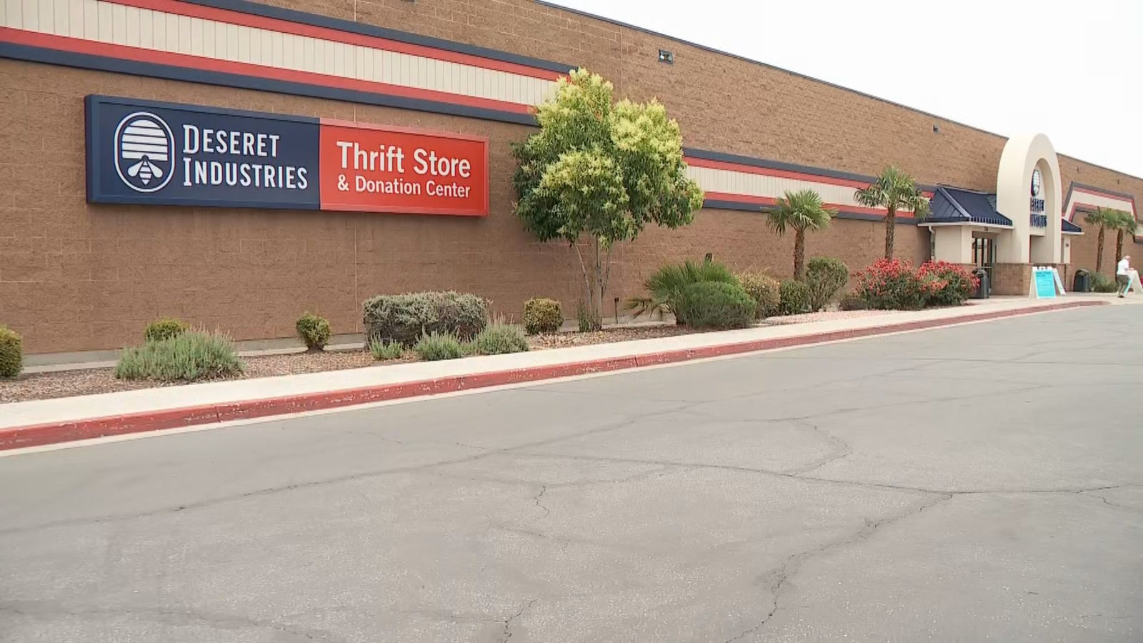 Deseret Industries begins phased reopening (Photo: KUTV)