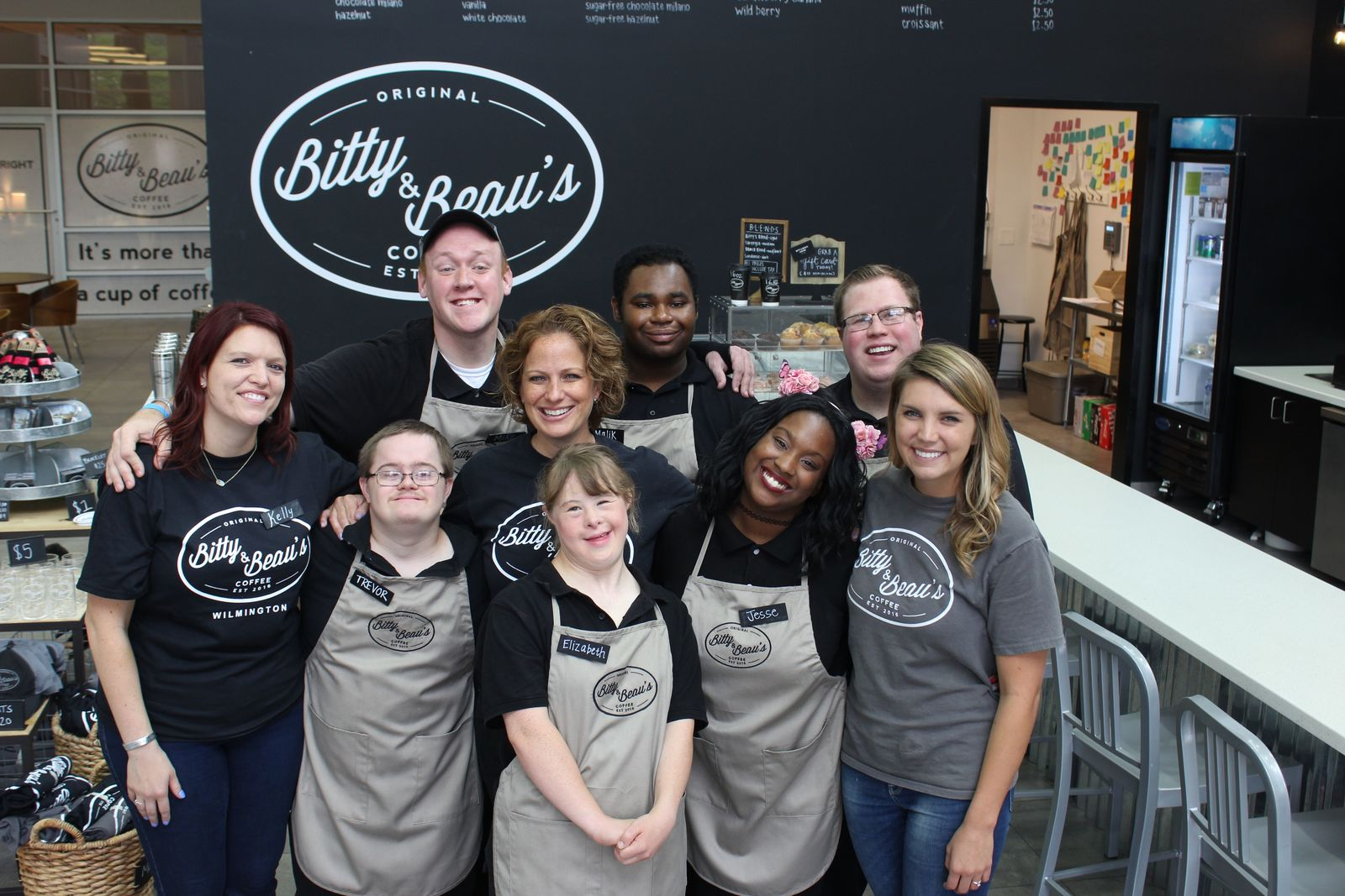Bitty & Beau's is best known for their dedication to hiring and employing those living with intellectual and development disabilities (IDD). (Bitty & Beau's)<p></p>