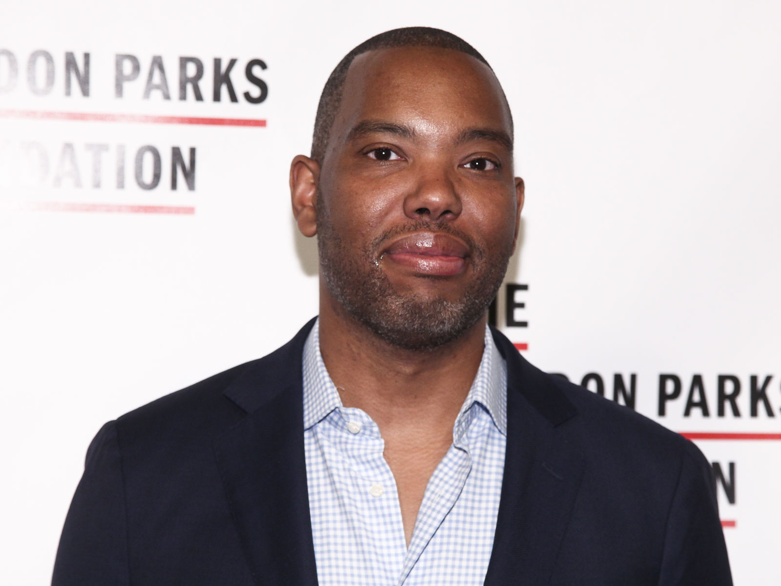 Ta-Nehisi Coates attends the The Gordon Parks Foundation Annual Awards Gala at Cipriani 42nd Street on Tuesday, May 22, 2018, in New York. (Photo by Andy Kropa/Invision/AP)