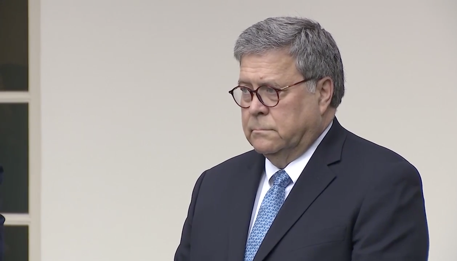 FILE photo of Attorney General William Barr (Photo: Sinclair Broadcast Group)