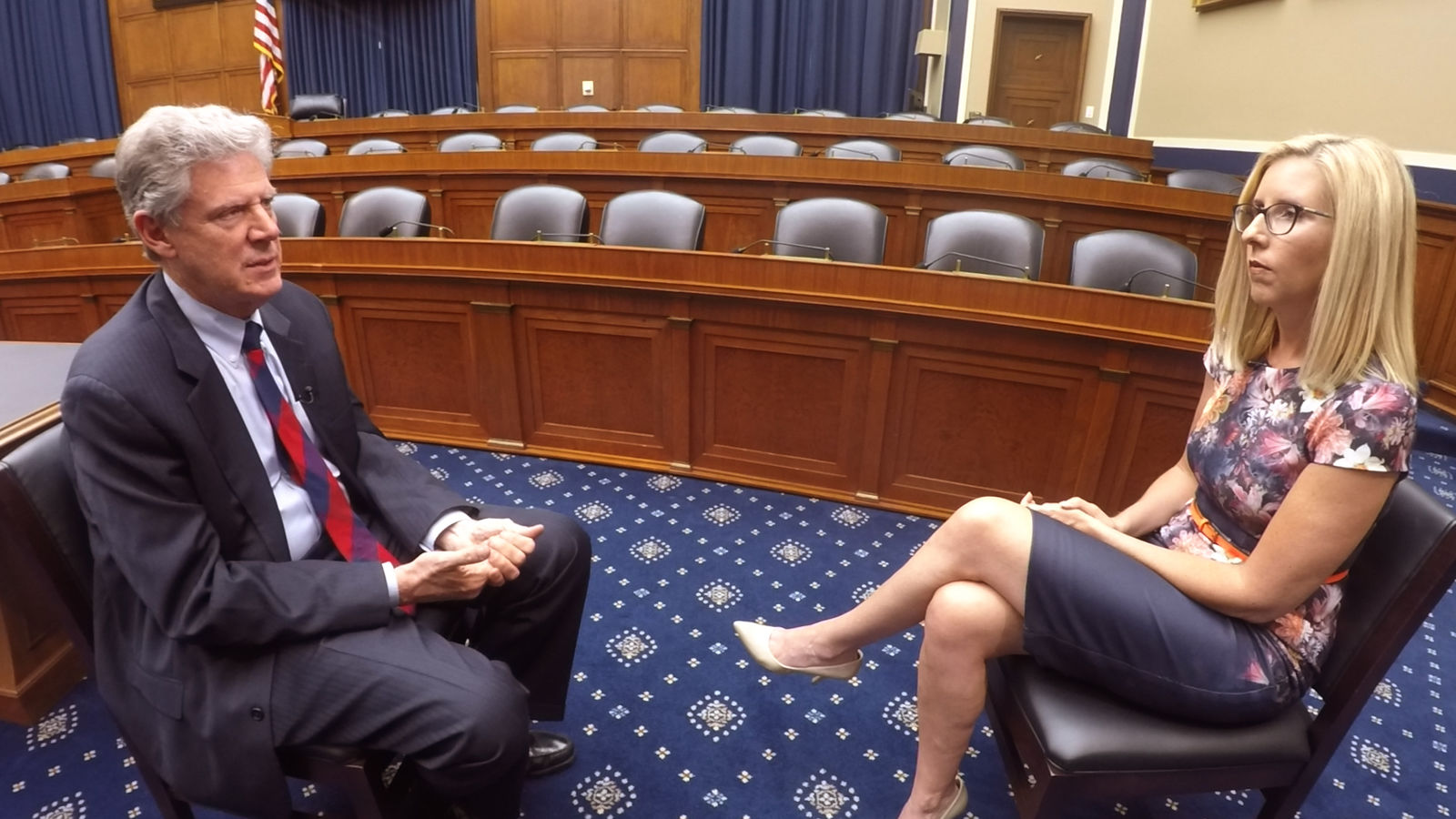 U.S. Representative Frank Pallone/(D) New Jersey (Photo: Joce Sterman and Alex Brauer, Sinclair Broadcast Group)