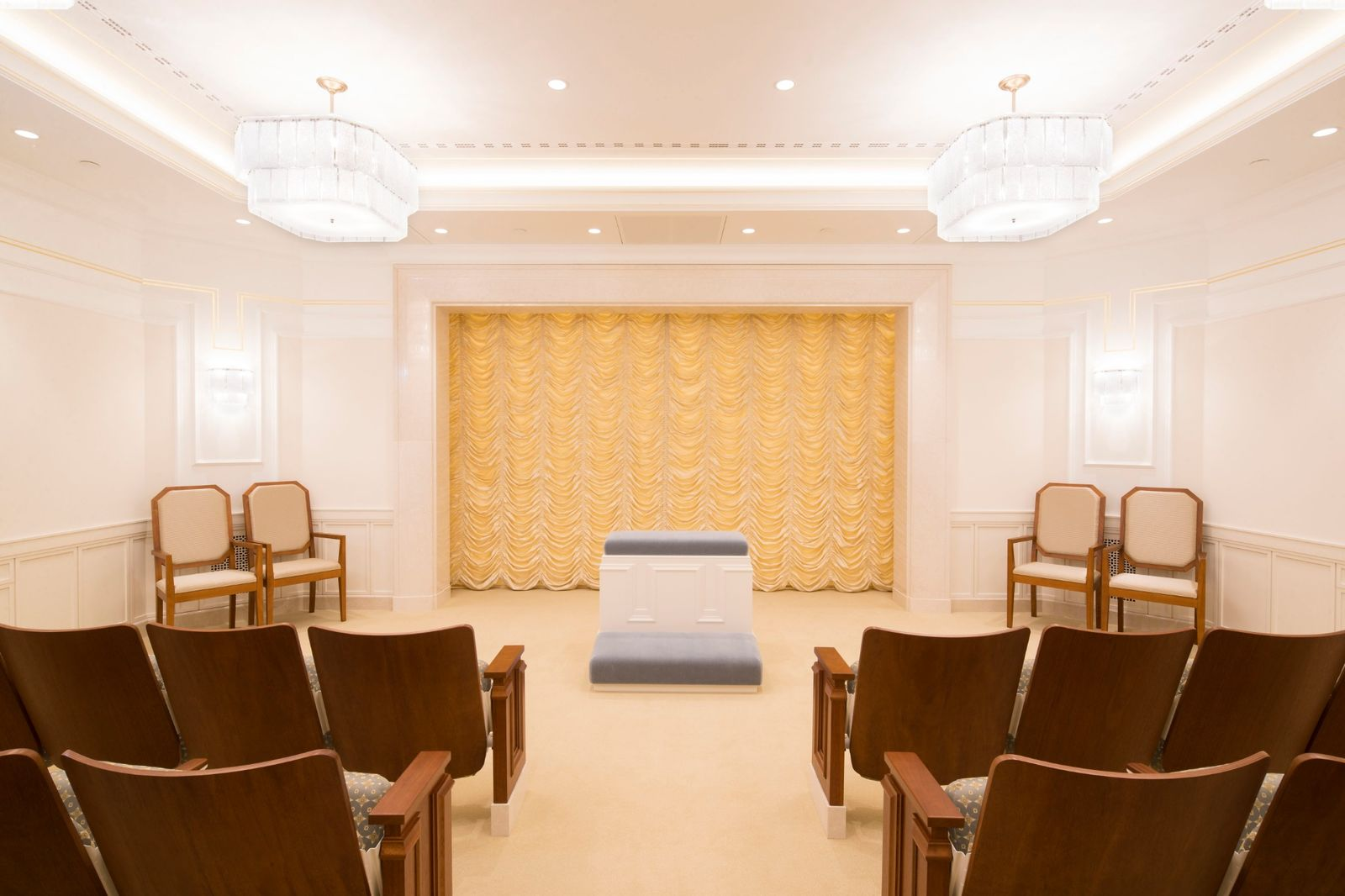 The Church of Jesus Christ of Latter-day Saints has rededicated one of its temples in Germany. (Photo Courtesy of The Church of Jesus Christ of Latter-day Saints)