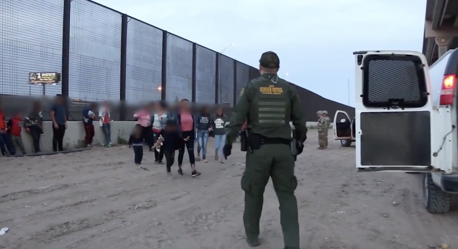 For now, the door to the United States will be closed to many more. The foundation underneath it, this country's immigration policy, showing more signs of instability. (Sinclair Broadcast Group)