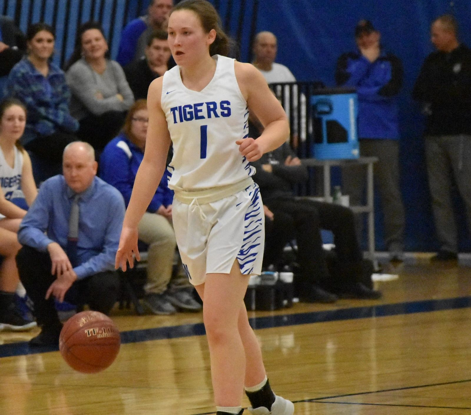 Wrightstown's Bridget Froehlke is a FOX 11 all-area first-team selection. (Doug Ritchay/WLUK)
