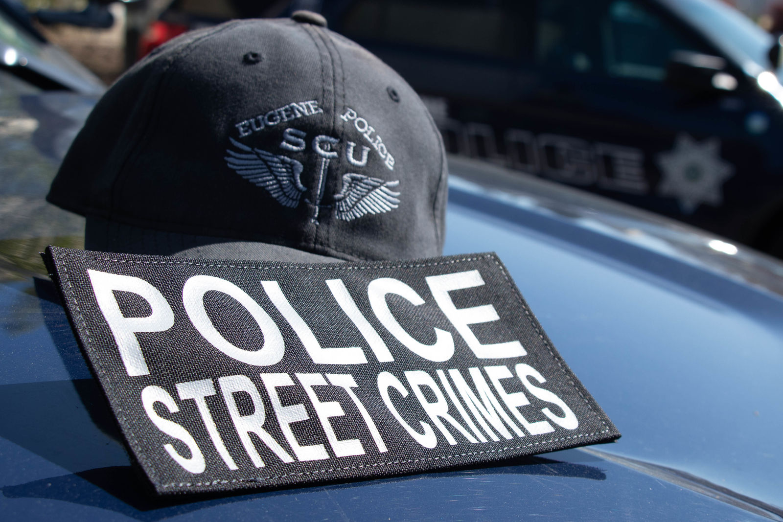 "The operation is the latest for the Street Crime Unit, the work of which police have actively touted in recent weeks. The ""unit has been focusing on prolific offenders, who are identified through intelligence-based policing, public tips and other sources,"" police said. (EPD photo)"