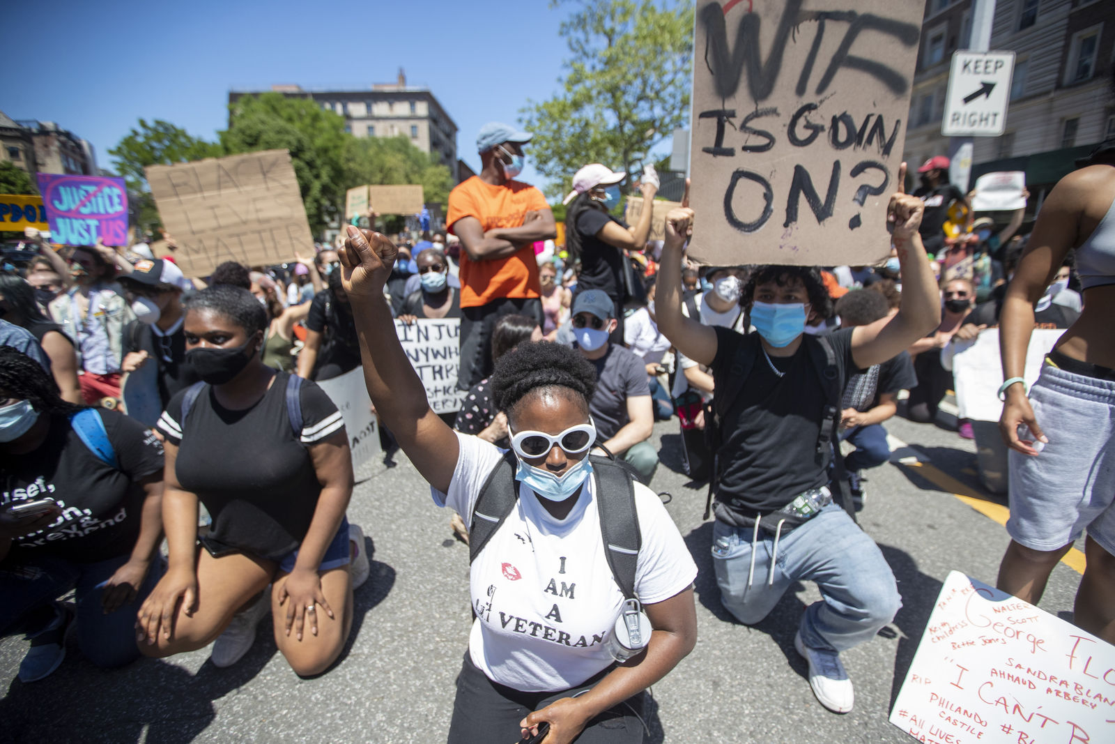 Use of force criticized in protests about police brutality ... |Minneapolis Protests Washburn