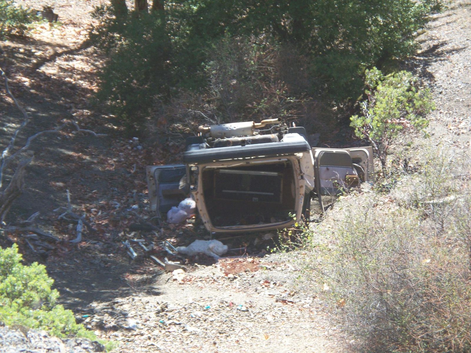 Security measures added to Oregon wilderness in attempts to limit illegal dumping (Seneca)