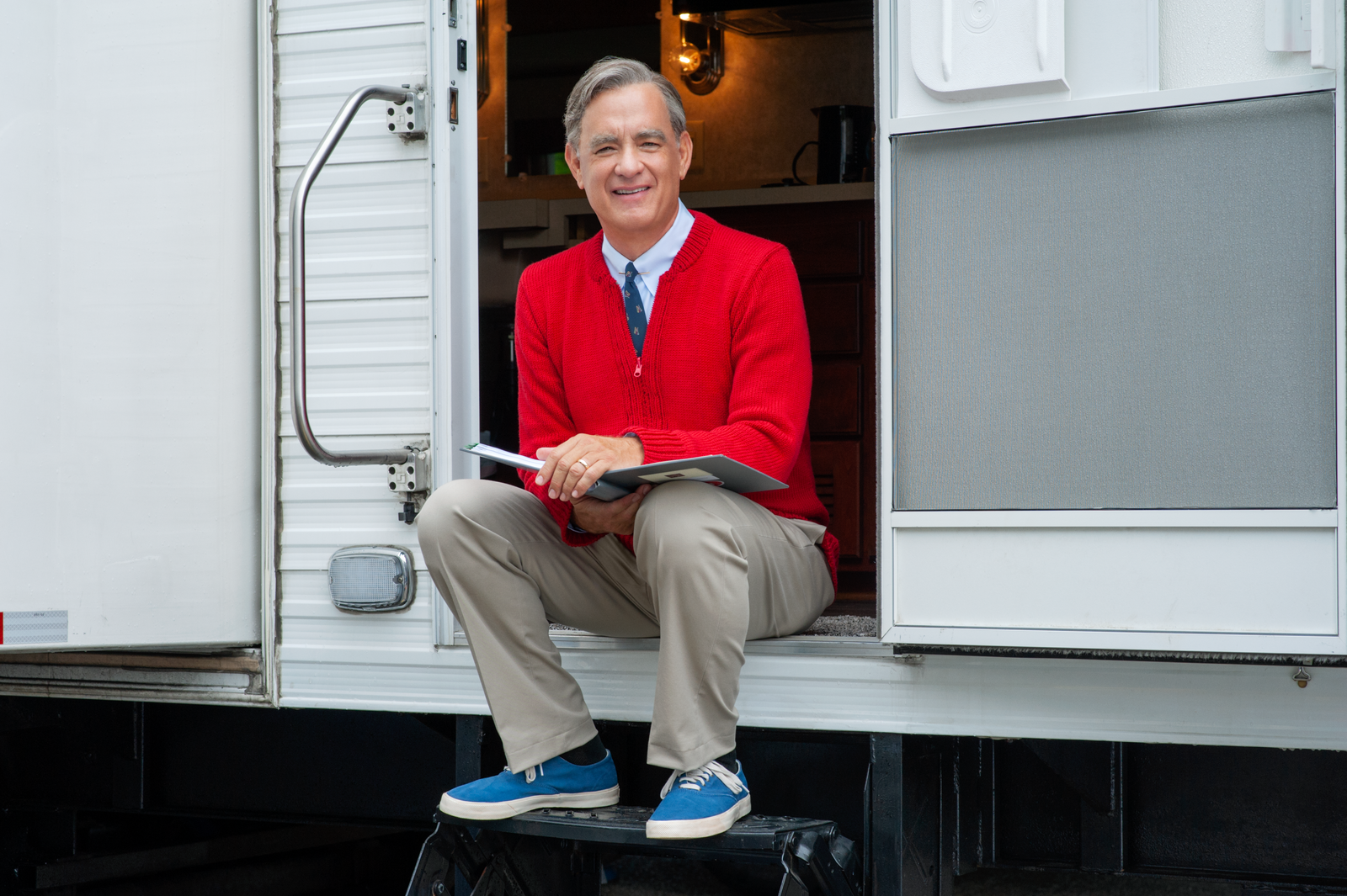 Tom Hanks stars as Mister Rogers in TriStar Pictures 'It's A Beautiful Day in the Neighborhood' | Photo: Sony Pictures Entertainment