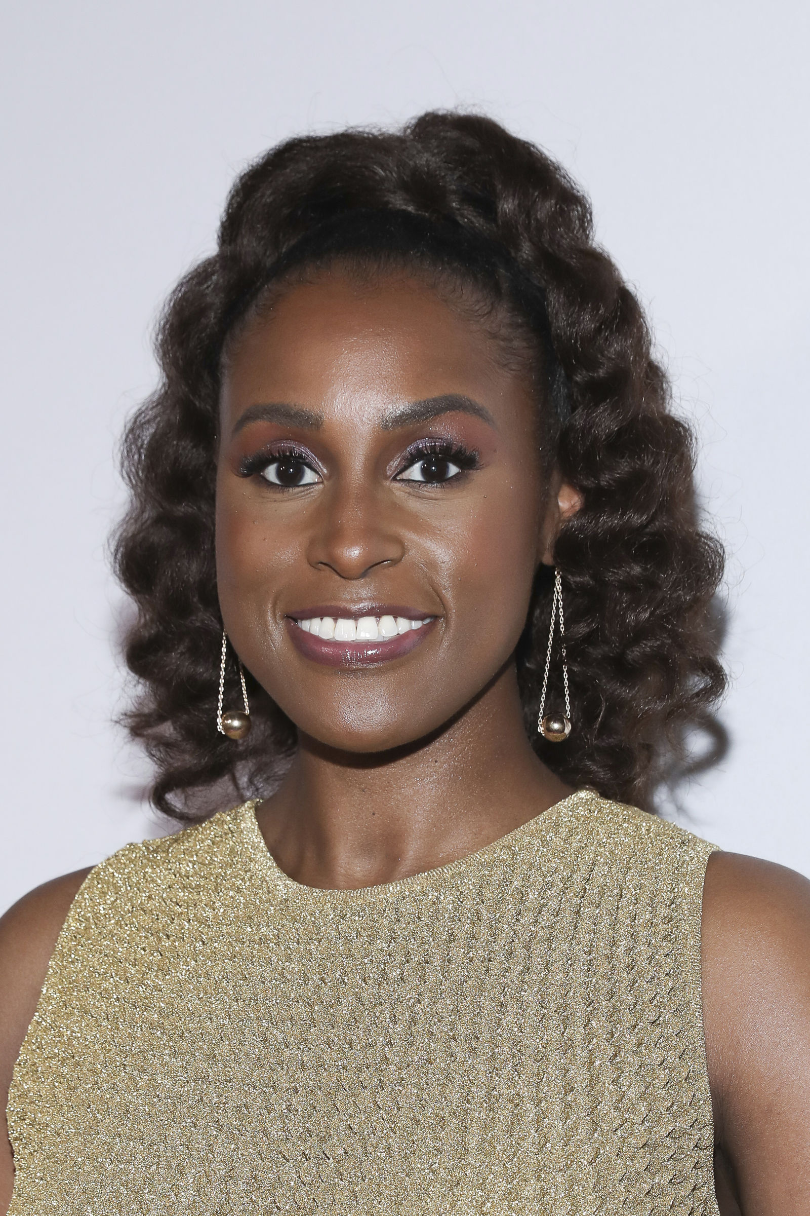 Issa Rae attends the 11th Annual AAFCA Awards at the Taglyan Complex on Wednesday, Jan. 22, 2020, in Los Angeles. (Photo by Mark Von Holden /Invision/AP)