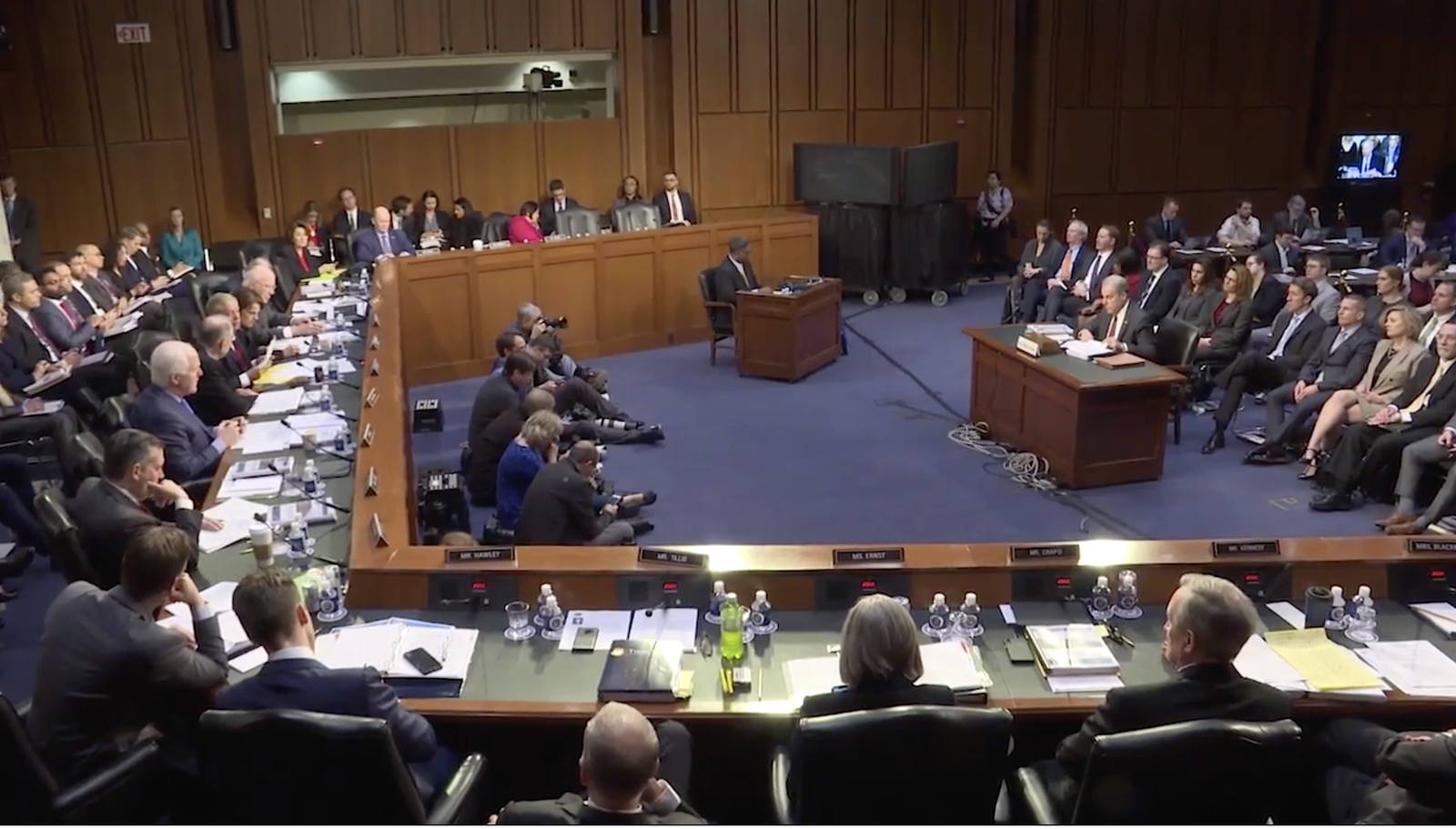Caught in political tug of war, watchdog testifies on Russia investigation (Photo: Sinclair Broadcast Group)