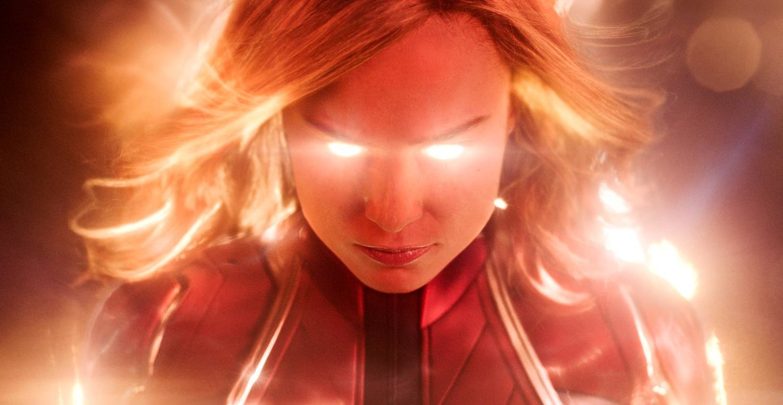 "This image released by Disney-Marvel Studios shows Brie Larson in a scene from ""Captain Marvel."" (Disney-Marvel Studios via AP)"