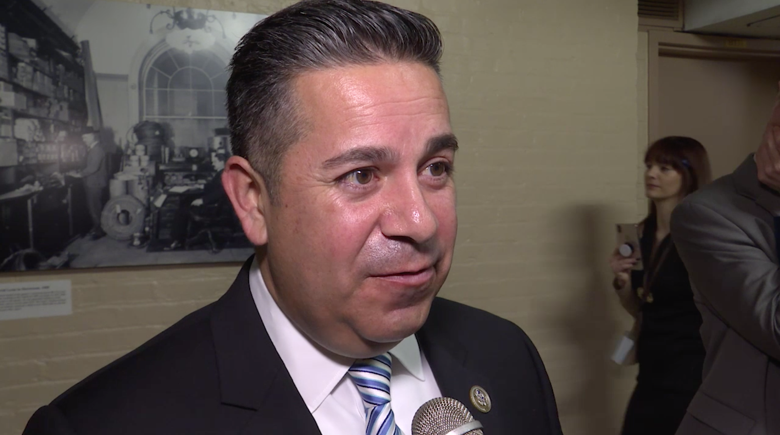 Rep. Ben Ray Lujan (D-NM)| Photo: Sinclair Broadcast Group<p></p>