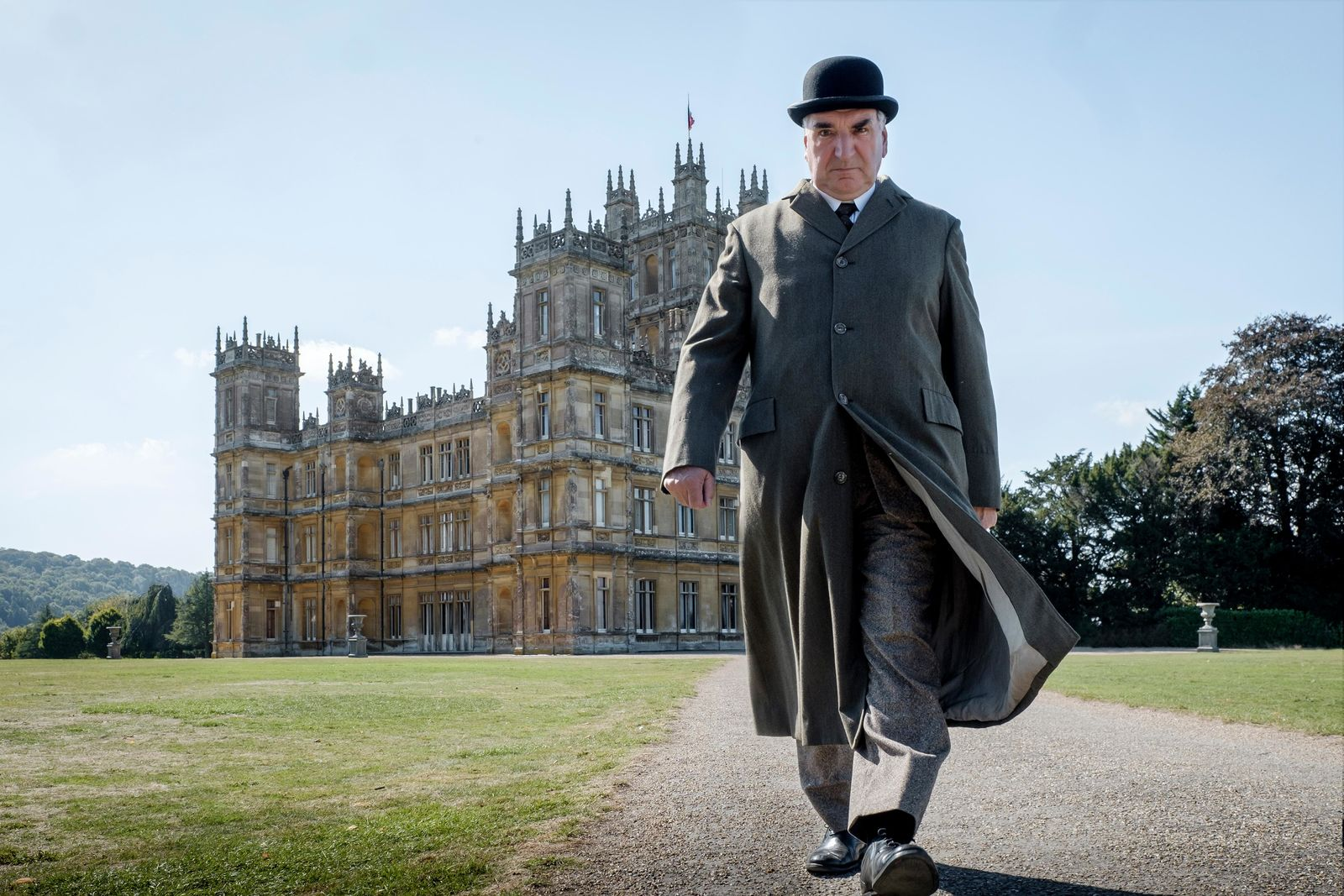 Jim Carter stars as Charles Carson in DOWNTON ABBEY, a Focus Features release.{ }(Photo: Jaap Buitendijk / Focus Features)