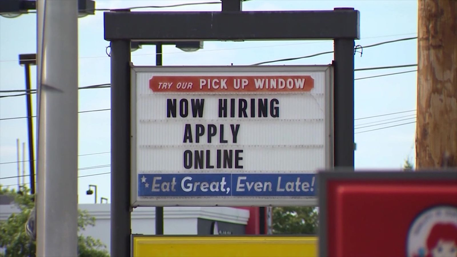 A customer who wrote to Wendy's about poor service at this restaurant on Cranberry Highway says he received a response that bashed the town and available workforce. (WCVB-TV)