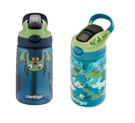 <p>Recalled graphic water bottles (other graphics affected) (Consumer Product Safety Commission)</p>