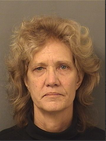 Amy Fleming, 60, has been charged with murder in the 1986 death of her son, 3-year-old Francillon Pierre. Police believe she killed the boy who was last seen in August 1986 at a North Las Vegas swap meet. (Palm Beach County Jail photo)