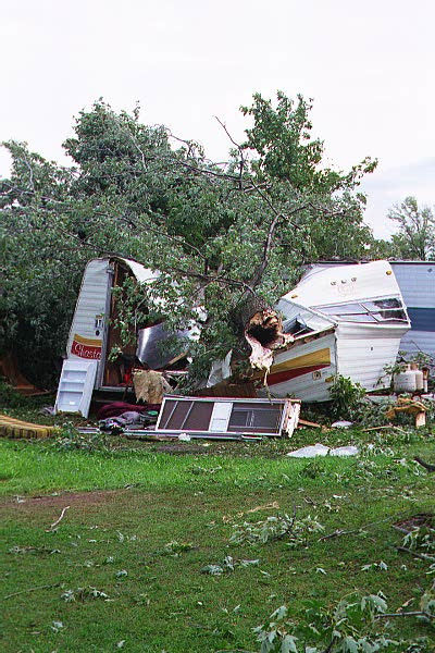 20 years ago, Labor Day Storm killed 3, left severe damage ...