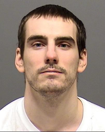 Jared Weston Walter. (Photo: Multnomah County Sheriff's Office via Portland Police Bureau)