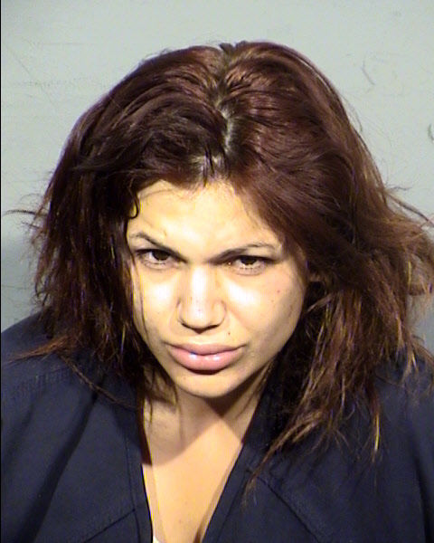 Aylin Alvarez-Perez (Photo: LVMPD)