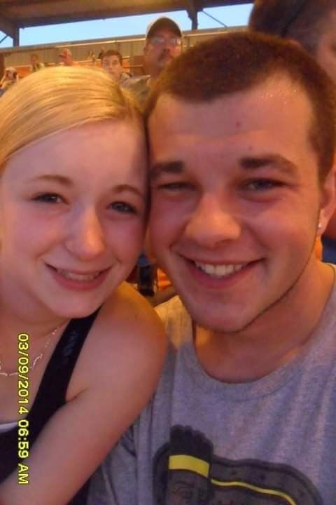 28-year-old Joshua Niles and 24- year-old Amber Washburn, the victims in Monday's double homicide in Sodus (Photo provided by family)