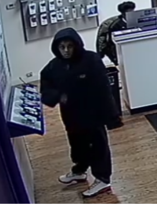Columbus police are searching for a woman who is wanted after a robbery at a Metro PCS store on East Main Street. (Columbus Police)