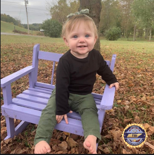 AMBER ALERT: TBI searching for 15-month-old out of Sullivan County (Photo: Tennessee Bureau of Investigation)