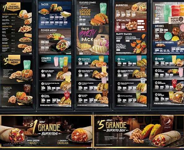 Taco Bell is saying farewell to 8 fan-favorite items as the menu is revamped // Courtesy of Taco Bell blog post, linked to below