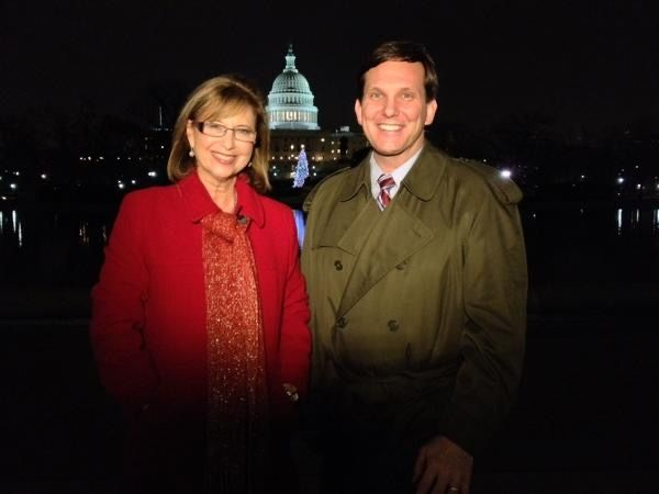 Kim Block and{ }Gregg Lagerquist (WGME)