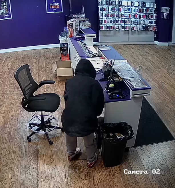 <p>Columbus police are searching for a woman who is wanted after a robbery at a Metro PCS store on East Main Street. (Columbus Police)</p>