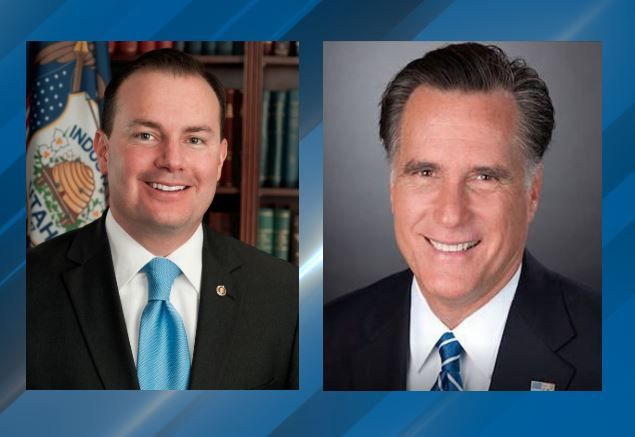 Sens. Mike Lee (R-UT) and Mitt Romney (R-UT) introduced the Early Action Against Ozone Act on Tuesday. (FILE Photo: KUTV)