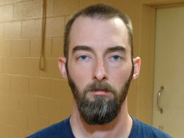 Timothy Dean, 32, is charged with murder in the deaths of Joshua Niles and Amber Washburn on October 22. (Photo: Moore County Sheriff's Office)<p></p>