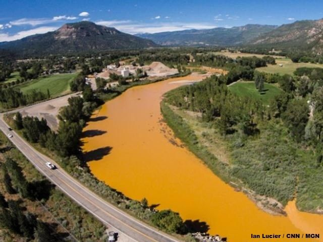 EPA may be overstating claims from mine spill that contaminated Utah, Colorado, New Mexico (File photo: KUTV)