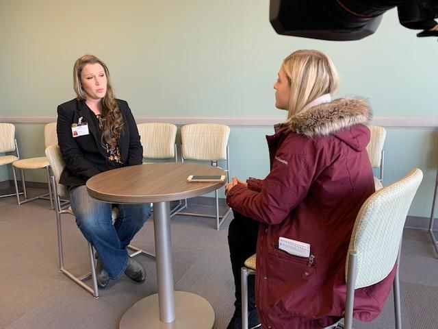 Eve Nite with Erlanger Behavioral Heath Hospital sits down to talk about mental illness in our community. (Image: WTVC)